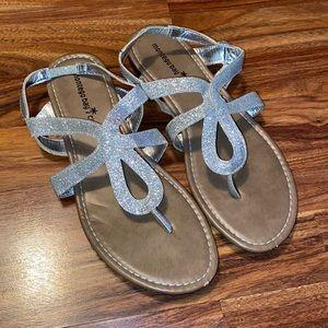 💰 3/$25 | Montego Bay Club | Glitter Sandals